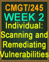 CMGT/245 Scanning and Remediating Vulnerabilities,