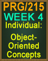 PRG/215 Object-oriented Concepts