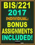 BIS/221 INFORMATION SYSTEMS AND SECURITY 2016 UOP TUTORIALS