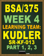 bsa 375 week abc video report Uop tutorials available has no reviews yet tell see all videos section 508 compliance bsa/375 designing forms presentation download env/100 week 2 population in the workplace with mgt/426 impetus for change, mgt/426 csr brief, mgt/426 planning for change in an organization report.