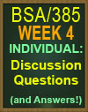 BSA/385 Quality Assurance and Versioning Plan