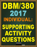 DBM380 Write a 1- to 2-page paper about a database application for the following scenario: