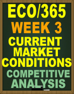 ECO/365 Week 3 (New 2016/2017)