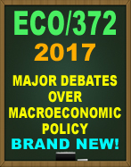 ECO/372 Week 5 Principles of Macroeconomics