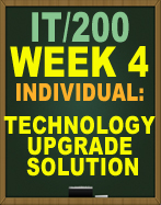 IT/200 Week 4 Mobile Devices and Social Media