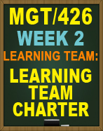 MGT/426 Change Strengths and Weaknesses