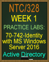 ntc/328 manage active directory