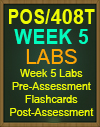 POS/408 Post-Assessment Week 5