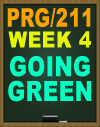 PRG211 Going Green