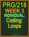 prg/218 Coding: Loops