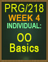 prg/218 Coding: Classes and Objects