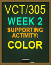 VCT/305 Week 2 Design Plan