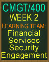 CMGT400 WEEK 2 Penetration Testing Plan