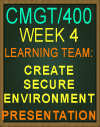 CMGT400 WEEK4 Individual: The Role of Information Security Policy