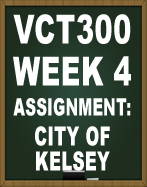 CITY OF KELSEY UOP