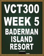 VCT300 BADERMAND ISLAND RESORT
